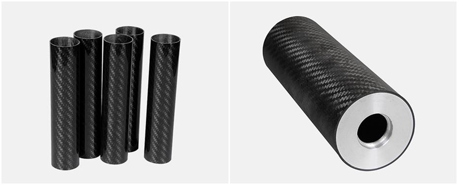 凯达碳纤维卷管