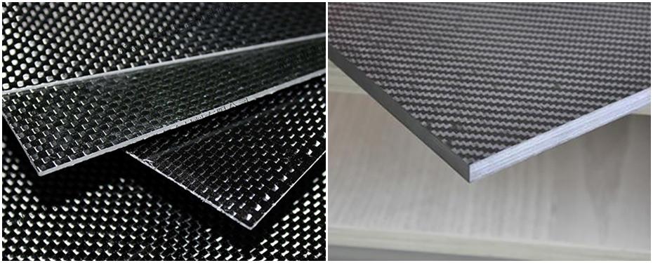 凯达碳纤维板